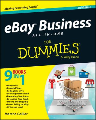 eBay Business All-in-One for Dummies By Collier, Marsha